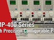 High Precision Configurable Power Supply : UMP-400 Series