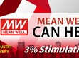 The Industry Recovery / Stimulation Plan, MEAN WELL Launches a 3% Stimulation Plan to Reboot Industrial Recovery